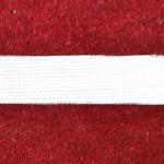 Μαρκιζέτα 10mm - 7mm - Λευκό, Μαύρο